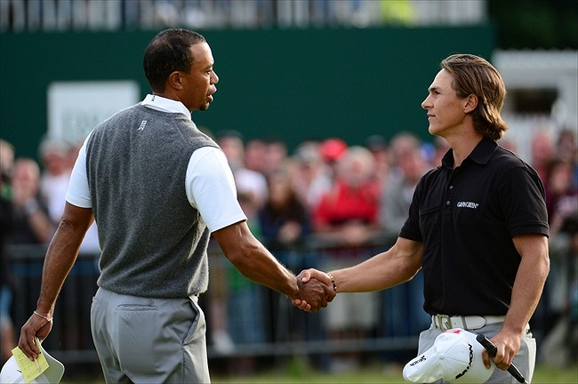 2013 golf  thorbjorn olesen makes first page at bay hill