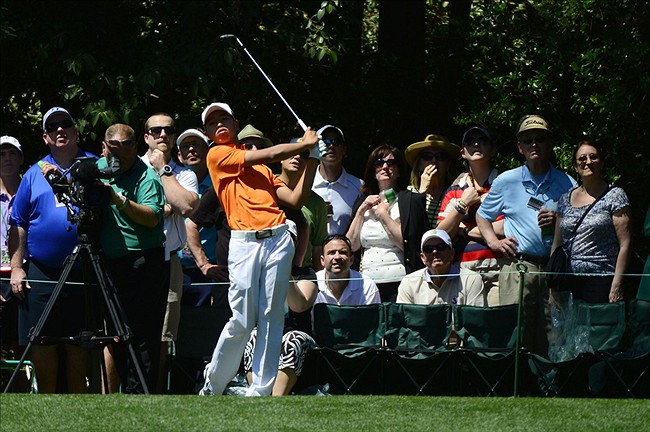 2013 masters is a huge success for espn - pro golf now