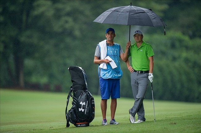 jordan spieth looks to lock up pga rookie of the year at