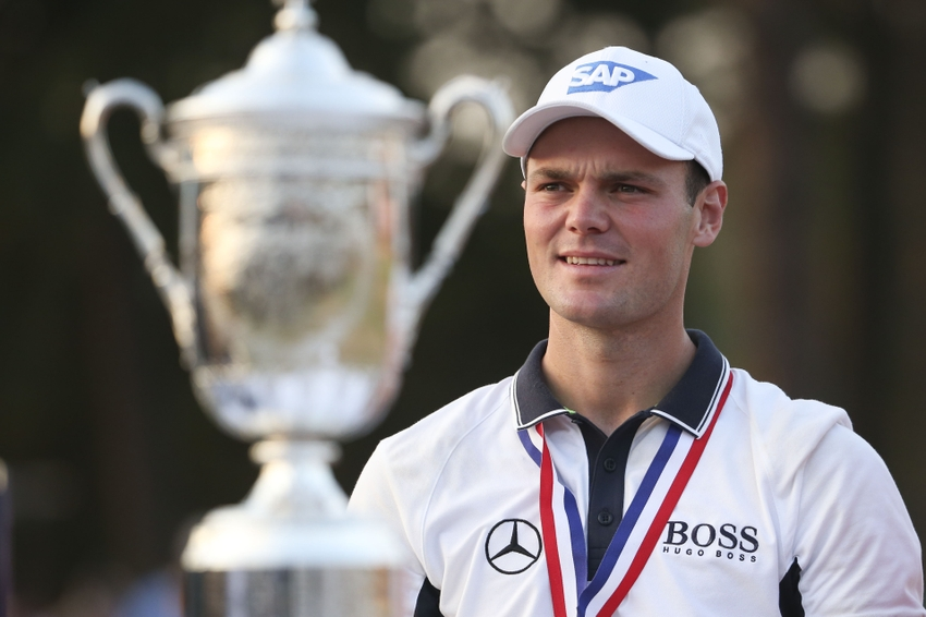 martin kaymer plays steady golf in 2014 us open victory
