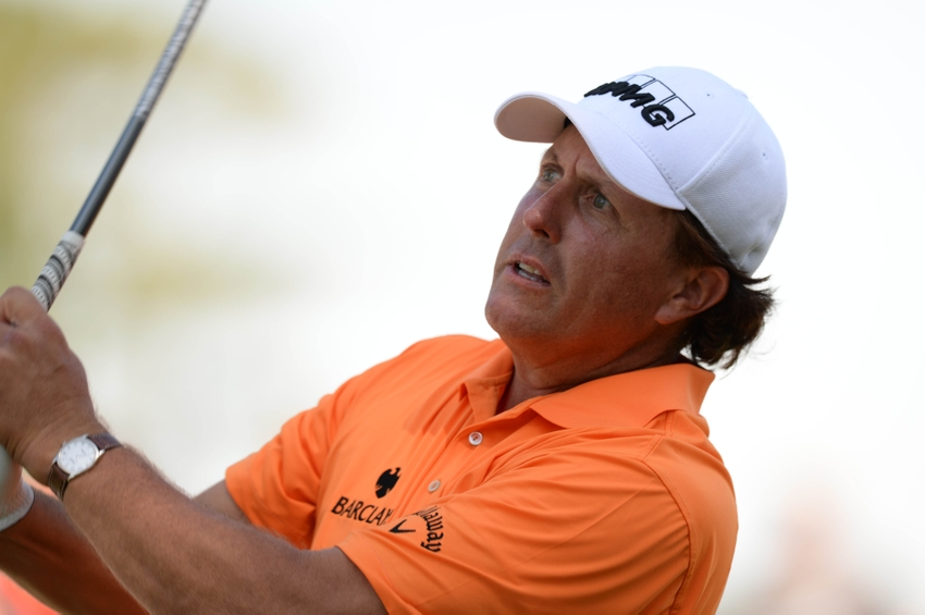 phil mickelson preps for the us open at memphis  video