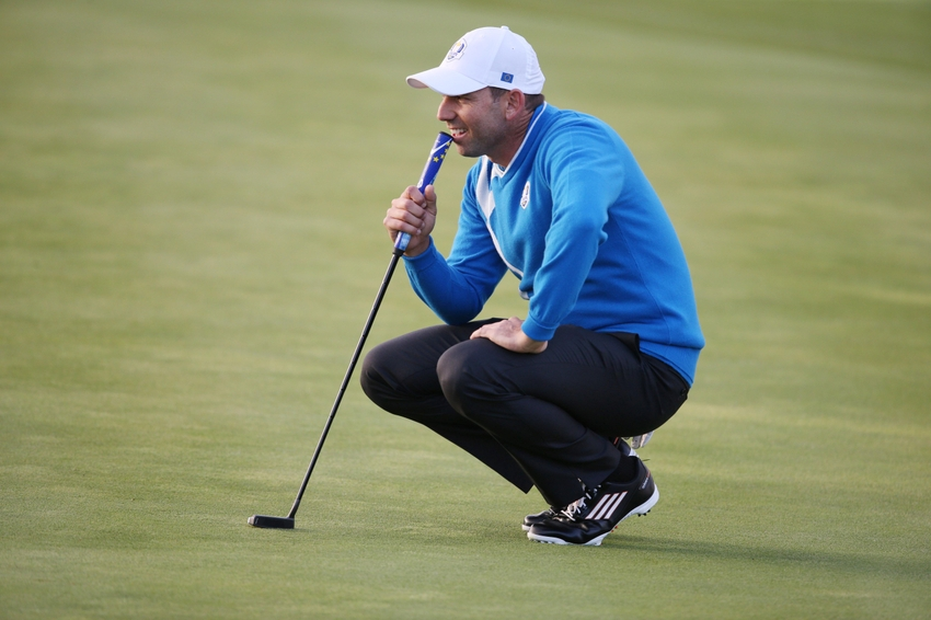 2014 report card  world number three sergio garcia