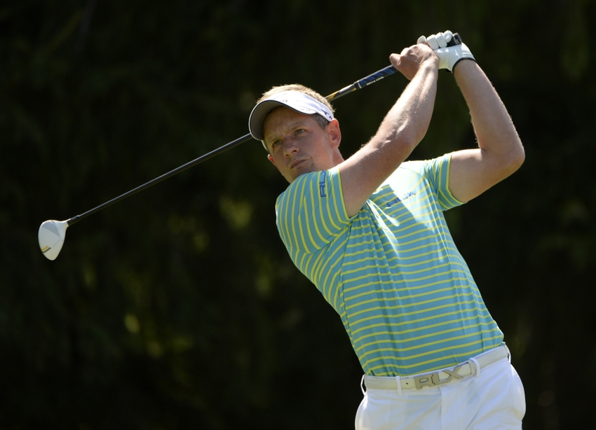 luke donald dodges baboon shoots 63 at nedbank challenge