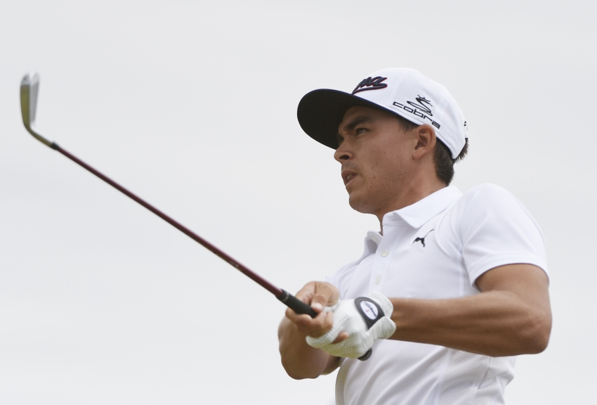 us open  rickie fowler and others struggle through the 1st round