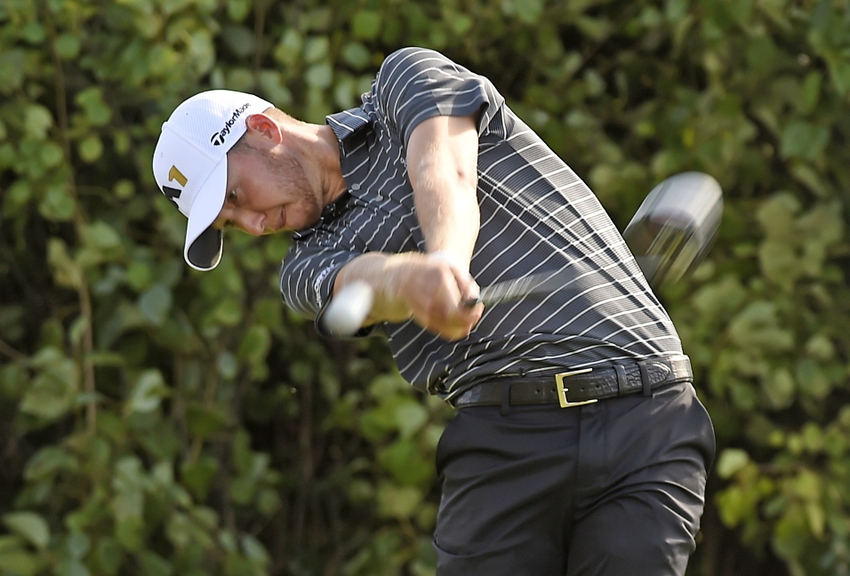 daniel berger is clear choice for pga tour rookie of the year