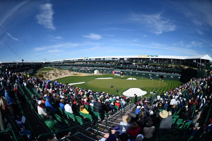 waste management phoenix open  16th hole top 5 moments