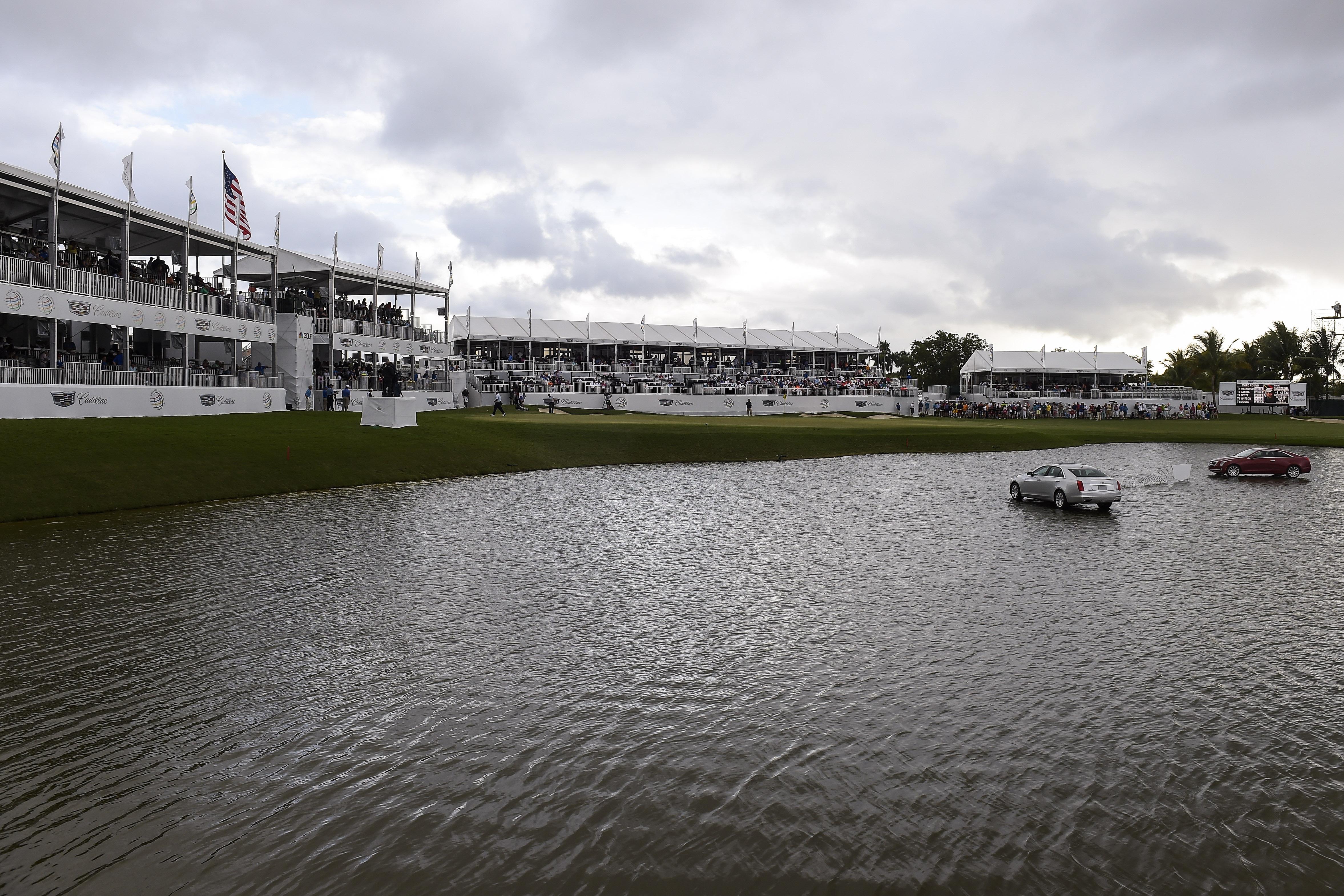 2015 Fantasy Golf Leaderboard