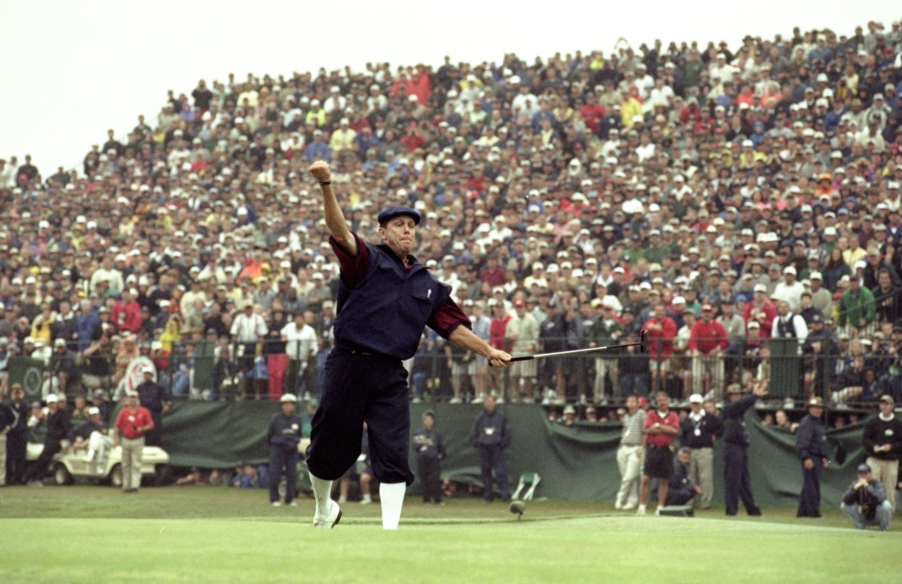payne stewart u0026 39 s 1999 u s  open win