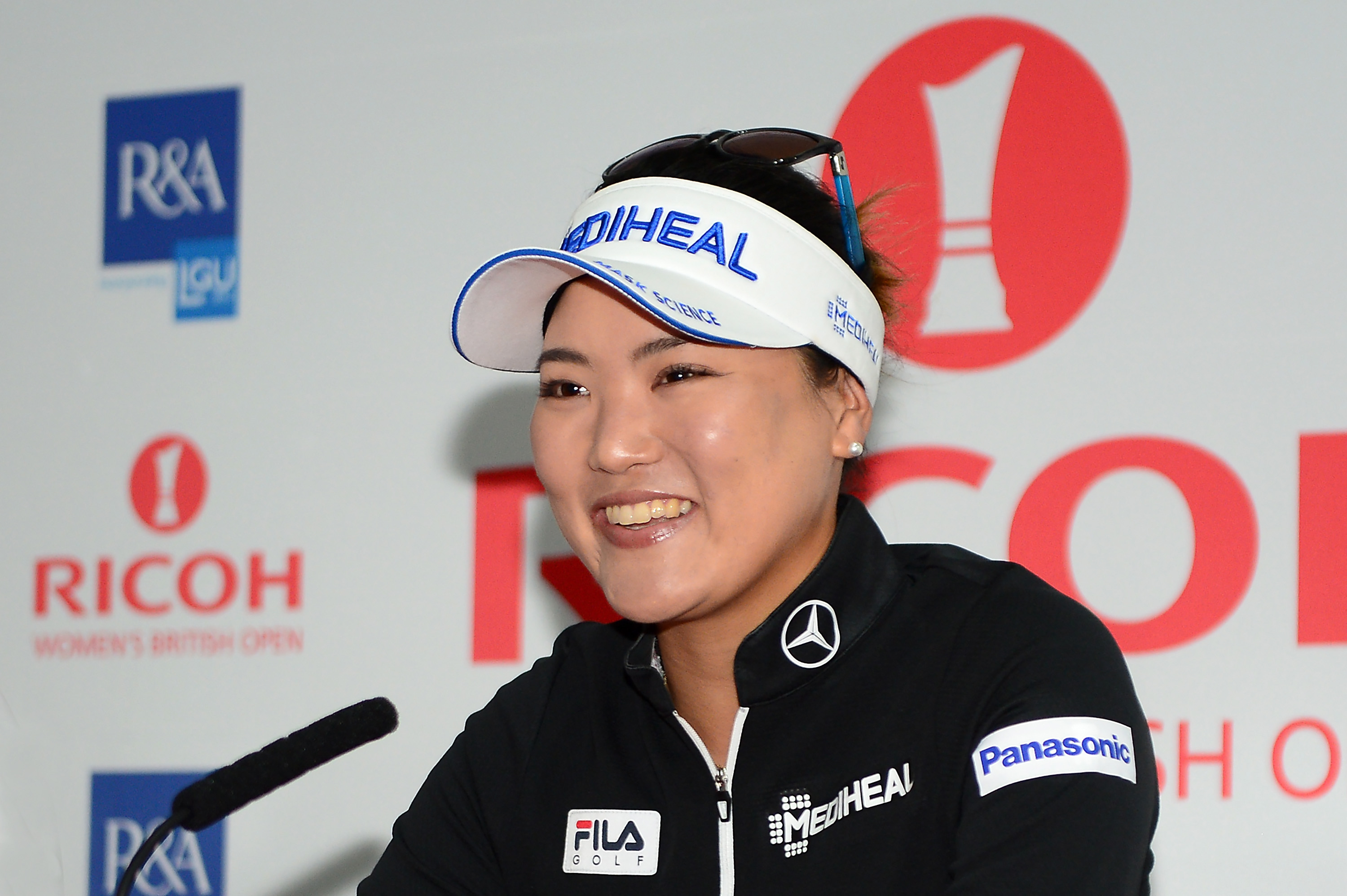Ryu ready for Kingsbarns thanks to Spieth's coach
