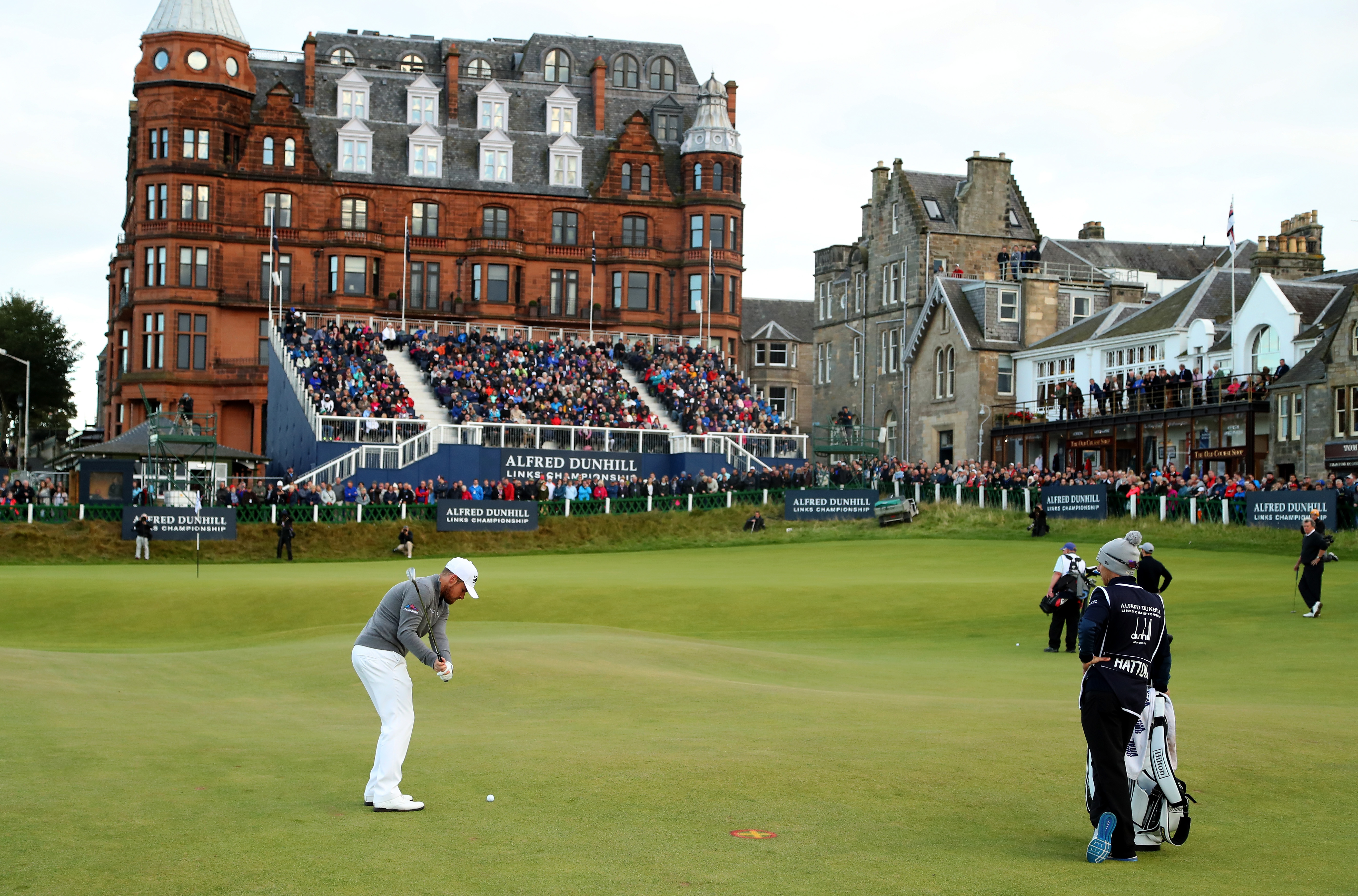 McIlroy seeks to end barren spell at Dunhill Links