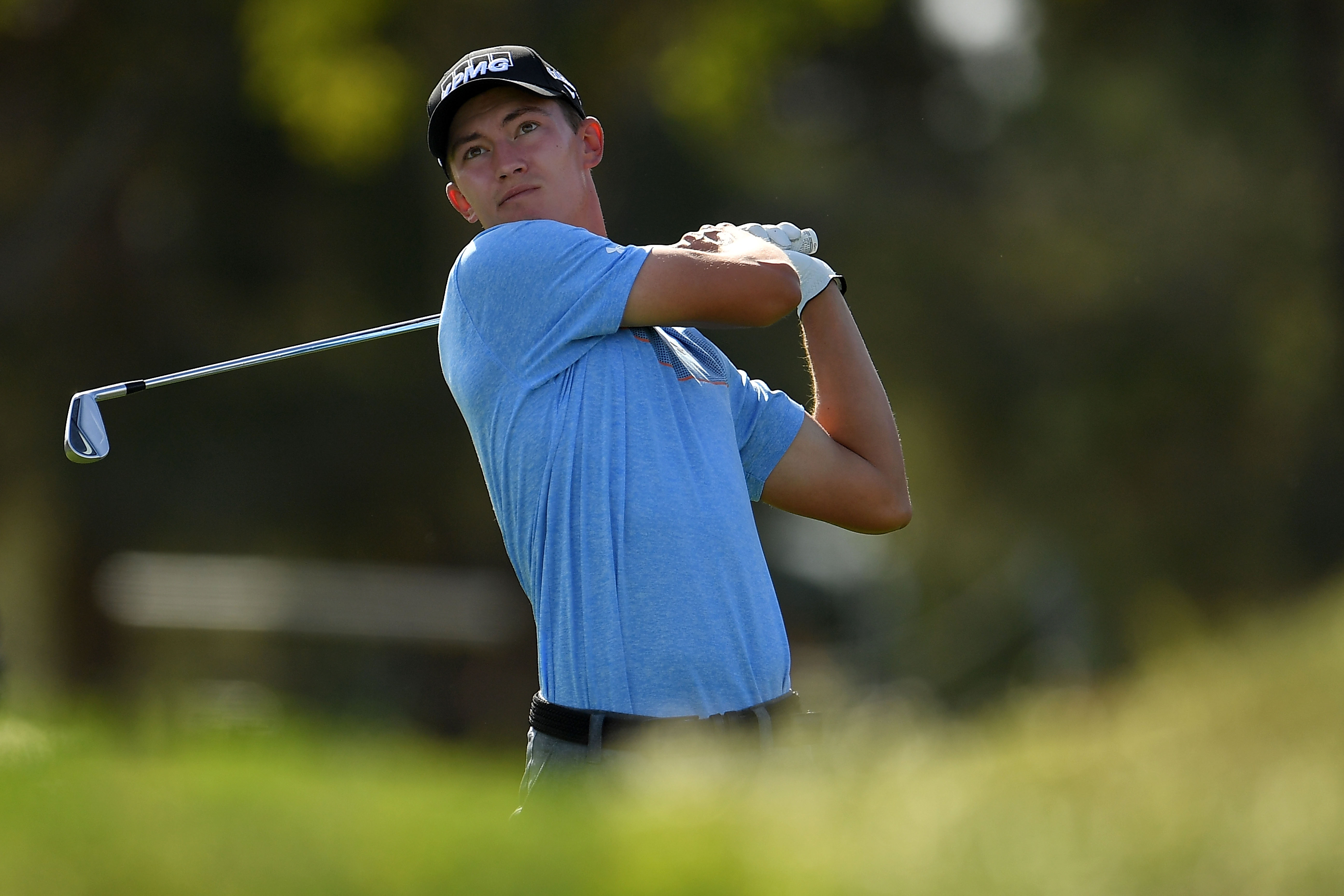 PGA TOUR statement on Mark Hensby