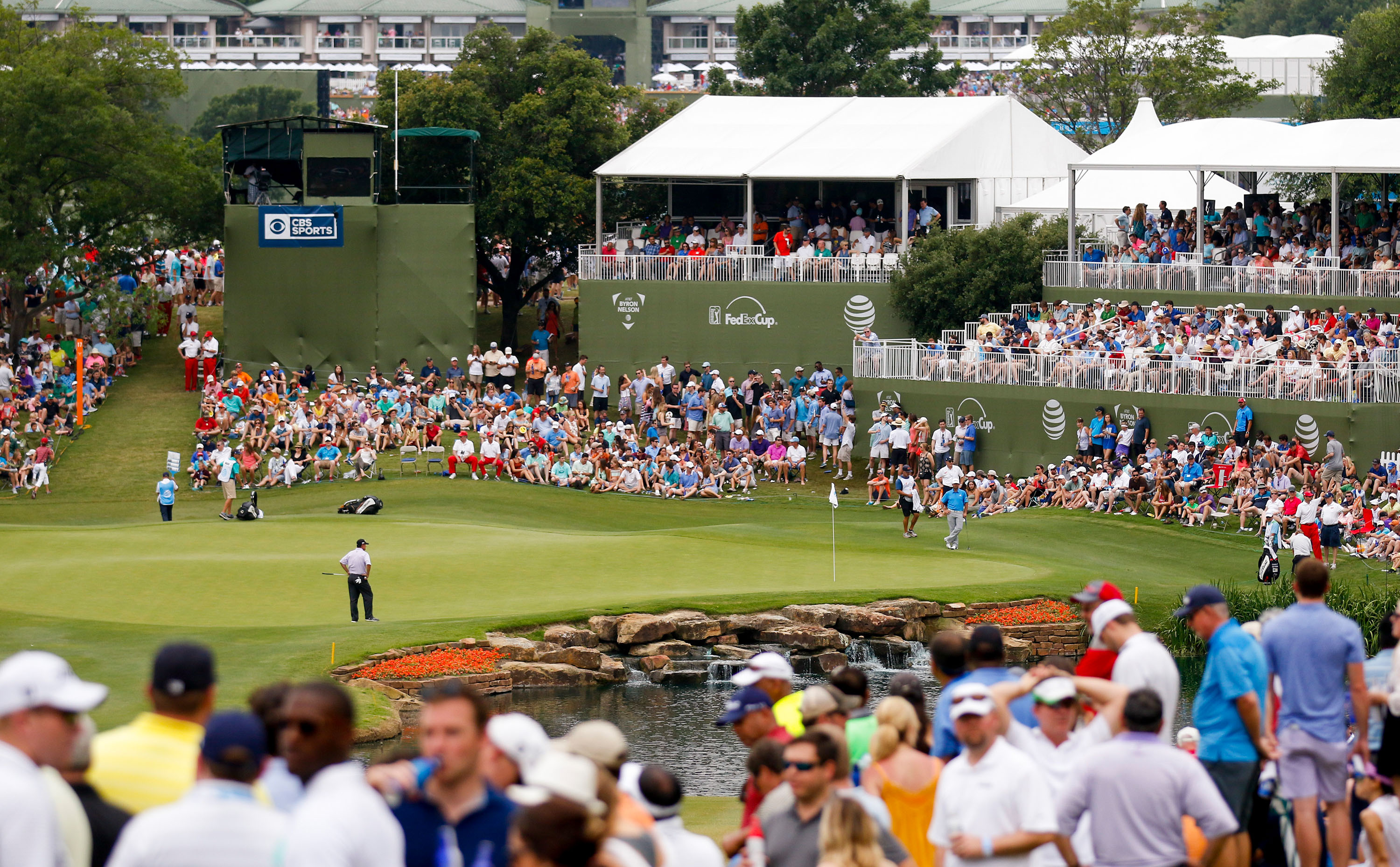 Byron Nelson Top Five Sleepers At Tpc Four Seasons